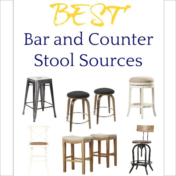 Counter Stools vs Bar Stools